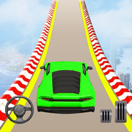 Mega Ramp Car Stunts: Crazy Car Racing Game 5.4 MOD APK Dwnload – free Modded (Unlimited Money) on Android