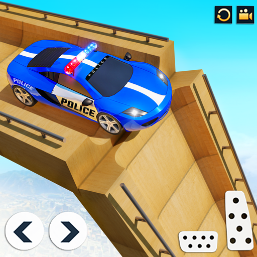 Police Car Racing Stunts 3D : Mega Ramp Car Games 3.8 MOD APK Dwnload – free Modded (Unlimited Money) on Android