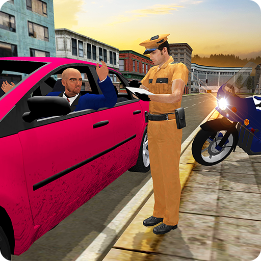Police City Traffic Warden Duty 2019 3.5 MOD APK Dwnload – free Modded (Unlimited Money) on Android