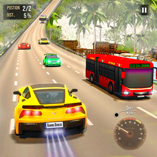 Racing Games Ultimate: New Racing Car Games 2021 1.0 MOD APK Dwnload – free Modded (Unlimited Money) on Android