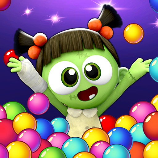 SPOOKIZ PANG: Bubble Shooting Varies with device MOD APK Dwnload – free Modded (Unlimited Money) on Android
