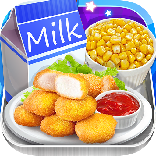 School Lunch Food – The Best School Lunch Box 1.7 MOD APK Dwnload – free Modded (Unlimited Money) on Android