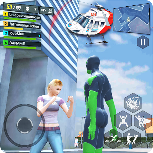 Spider Hole Hero: Vice Vegas Mafia 2.1 MOD APK Dwnload – free Modded (Unlimited Money) on Android