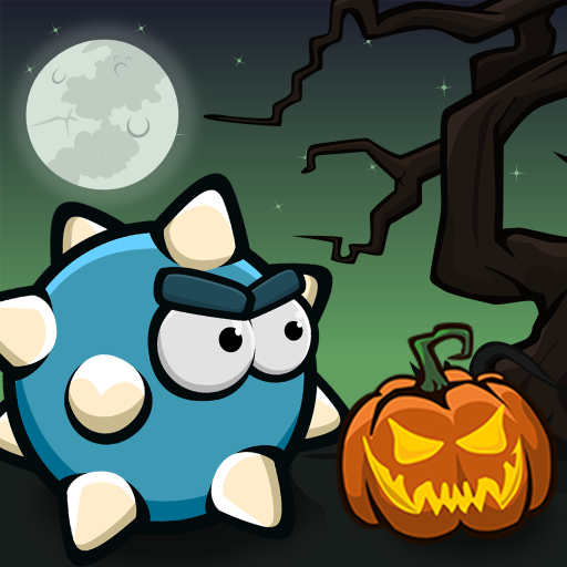 Spike ball : helloween adventure 1.4.2 MOD APK Dwnload – free Modded (Unlimited Money) on Android