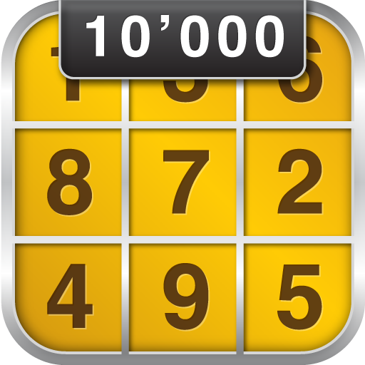 Sudoku 10'000 Free 8.2.1 MOD APK Dwnload – free Modded (Unlimited Money) on Android