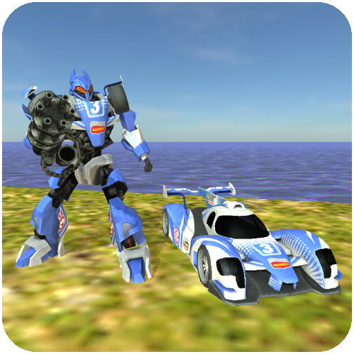 Supercar Robot 1.4 MOD APK Dwnload – free Modded (Unlimited Money) on Android