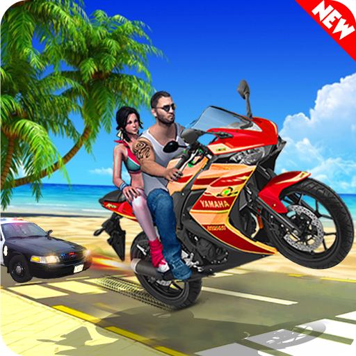 Theft Bike Drift Racing 1.9 MOD APK Dwnload – free Modded (Unlimited Money) on Android