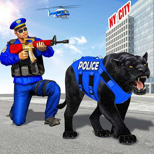US Police Panther City War: Gangster Crime Games 1.4 MOD APK Dwnload – free Modded (Unlimited Money) on Android