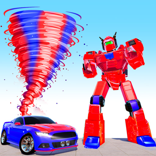 Air Robot Tornado Transforming – Robot Games 1.0.9 MOD APK Dwnload – free Modded (Unlimited Money) on Android