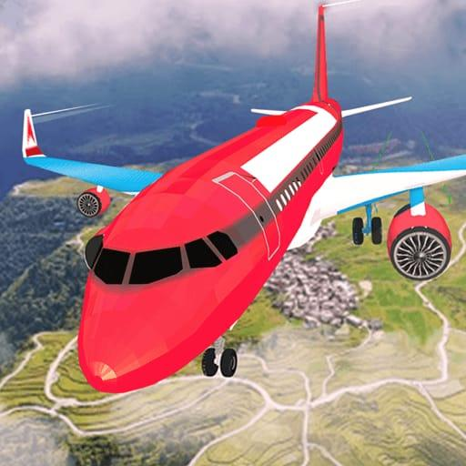 Airplane Flight Simulator Free Offline Games 1.1.7 MOD APK Dwnload – free Modded (Unlimited Money) on Android