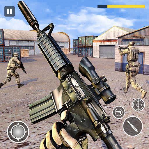Army Commando Playground – New Free Games 2021 1.25 MOD APK Dwnload – free Modded (Unlimited Money) on Android