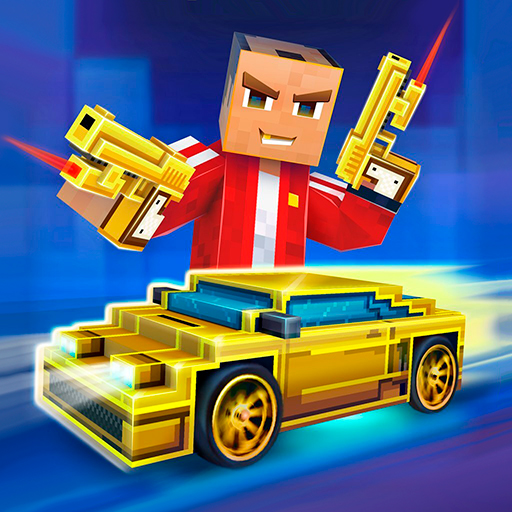 Block City Wars: Pixel Shooter with Battle Royale 7.2.2 MOD APK Dwnload – free Modded (Unlimited Money) on Android