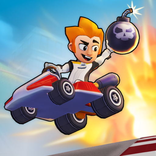 Boom Karts Multiplayer Kart Racing  0.69.0 MOD APK Dwnload – free Modded (Unlimited Money) on Android