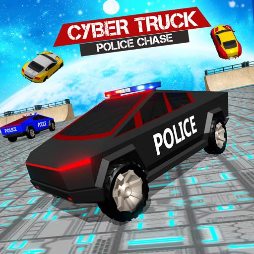 Border Patrol Cyber Truck Police Chase: Cop Games 1.2 MOD APK Dwnload – free Modded (Unlimited Money) on Android