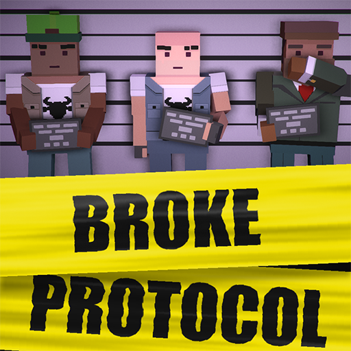 Broke Protocol: Online City RPG 1.13 MOD APK Dwnload – free Modded (Unlimited Money) on Android