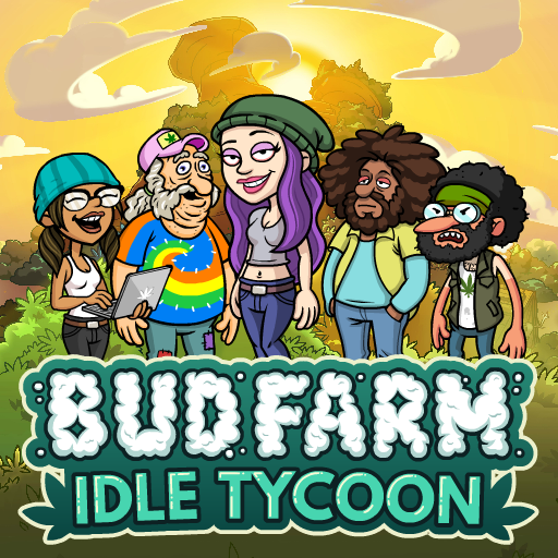 Bud Farm: Idle Tycoon – Build Your Weed Farm 1.7.2 MOD APK Dwnload – free Modded (Unlimited Money) on Android