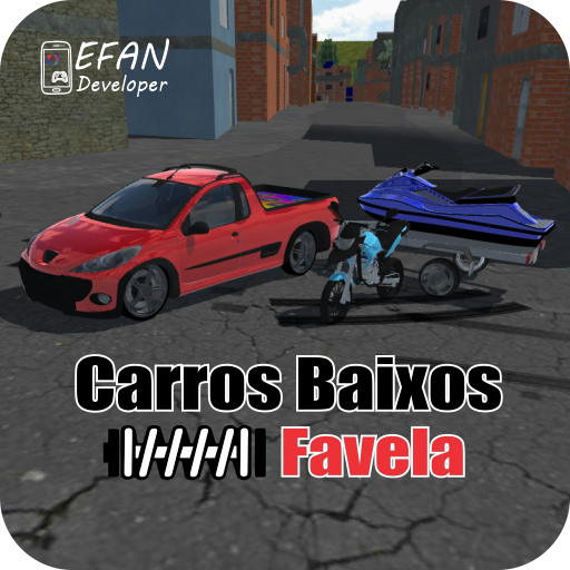 Carros Baixos Favela (BETA) 0.21 MOD APK Dwnload – free Modded (Unlimited Money) on Android