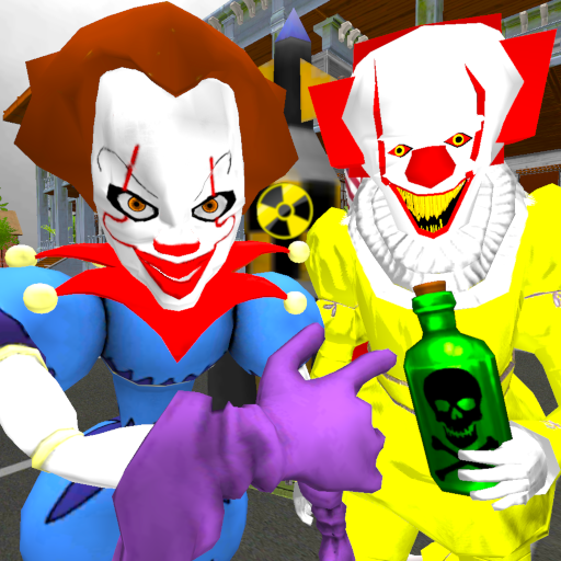 Clown Brothers. Neighbor Escape 3D 1.5 MOD APK Dwnload – free Modded (Unlimited Money) on Android