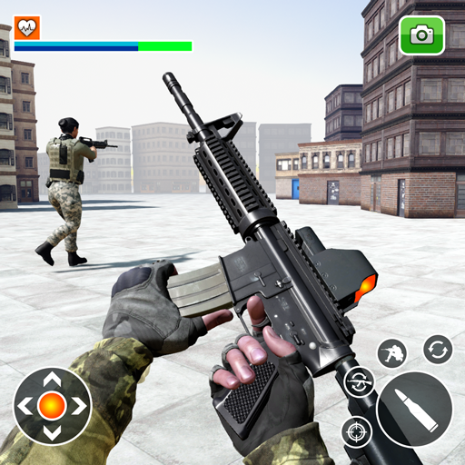 Counter Terrorist Strike : Free FPS Shooting Games 3.5 MOD APK Dwnload – free Modded (Unlimited Money) on Android