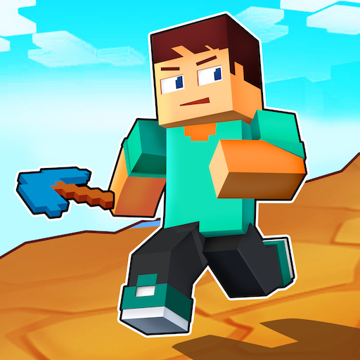 Craft Runner Miner Rush: Building and Crafting 0.0.19 MOD APK Dwnload – free Modded (Unlimited Money) on Android
