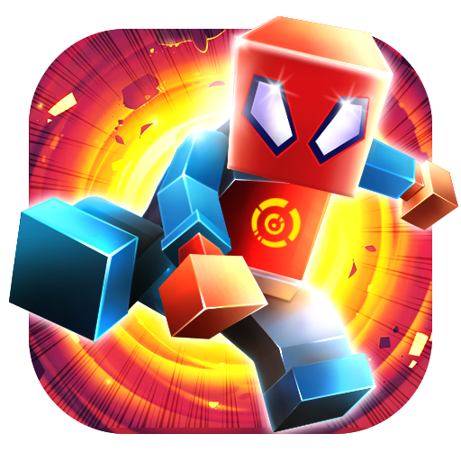 CubeCraft Super Spider Jump Varies with device MOD APK Dwnload – free Modded (Unlimited Money) on Android