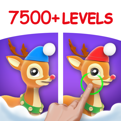 Differences in Eyes, Find & Spot all Differences 1.8.8 MOD APK Dwnload – free Modded (Unlimited Money) on Android