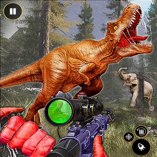 Dinosaurs Hunting 3D – Animal shooting Simulator 1.0.02 MOD APK Dwnload – free Modded (Unlimited Money) on Android