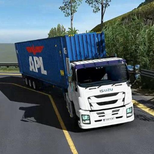 Euro intercity Transport Truck Similator 2021 0.1 MOD APK Dwnload – free Modded (Unlimited Money) on Android