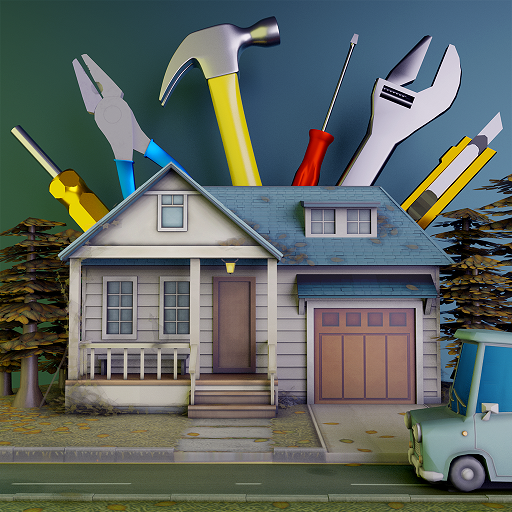 House Flipper 3D – Idle Home Design Makeover Game 1.6 MOD APK Dwnload – free Modded (Unlimited Money) on Android
