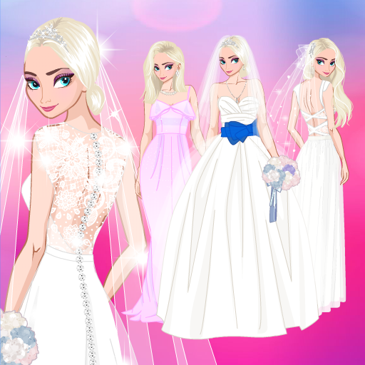❄ Icy Wedding ❄ Winter frozen Bride dress up game 1.0.0 MOD APK Dwnload – free Modded (Unlimited Money) on Android