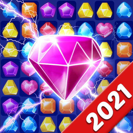 Jewels Crush Legend- Diamond & Gems Free Match 3 1.0.5 MOD APK Dwnload – free Modded (Unlimited Money) on Android
