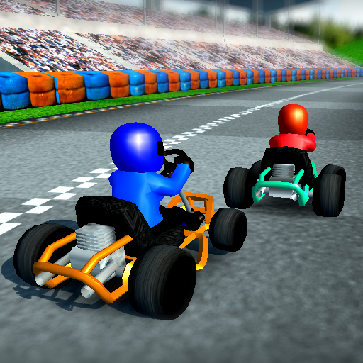 Kart Rush Racing – 3D Online Rival World Tour 14 MOD APK Dwnload – free Modded (Unlimited Money) on Android