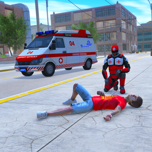 Light Speed Hero Rescue Mission: City Ambulance 1.0.4 MOD APK Dwnload – free Modded (Unlimited Money) on Android