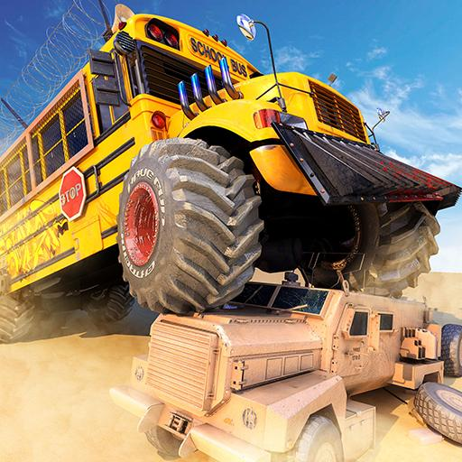Monster Bus Derby – Bus Demolition Derby 2021 2.8 MOD APK Dwnload – free Modded (Unlimited Money) on Android