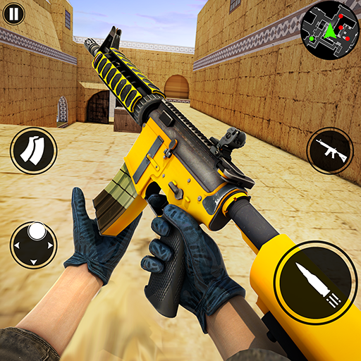 New Counter Terrorist Gun Shooting Game 1.1.0 MOD APK Dwnload – free Modded (Unlimited Money) on Android