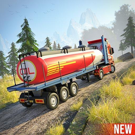 Offroad Oil Tanker Truck Simulator: Driving Games 1.15 MOD APK Dwnload – free Modded (Unlimited Money) on Android