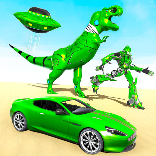 Raptor Robot Car Transform – Multi Robot Game 1.9 MOD APK Dwnload – free Modded (Unlimited Money) on Android