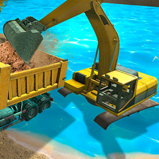 River Sand Excavator Simulator 3D 3.2 MOD APK Dwnload – free Modded (Unlimited Money) on Android