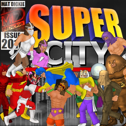 Super City (Superhero Sim) 1.240 MOD APK Dwnload – free Modded (Unlimited Money) on Android