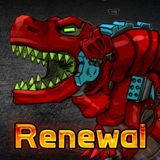 T-Rex Red – Combine! Dino Robot : Dinosaur games 2.1.9 MOD APK Dwnload – free Modded (Unlimited Money) on Android