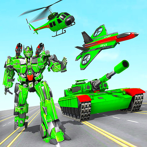 Tank Robot Transform Wars – Multi Robot Game 2.1 MOD APK Dwnload – free Modded (Unlimited Money) on Android