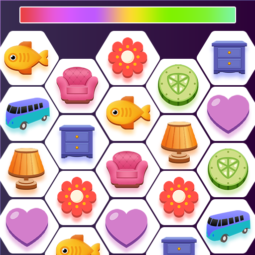Tile Match Hexa  1.0.6 MOD APK Dwnload – free Modded (Unlimited Money) on Android