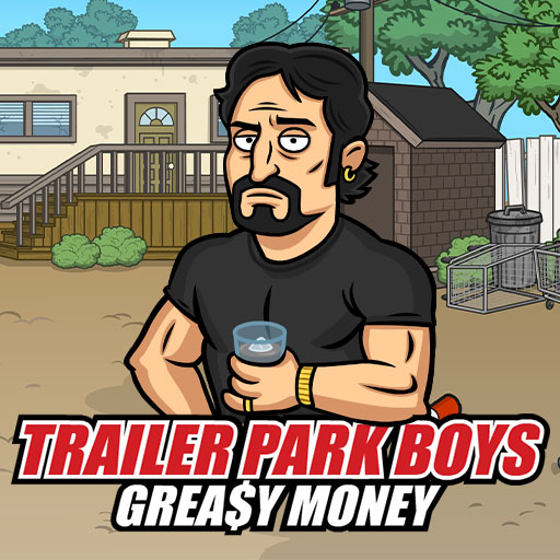 Trailer Park Boys Greasy Money – DECENT Idle Game 1.24.4 MOD APK Dwnload – free Modded (Unlimited Money) on Android