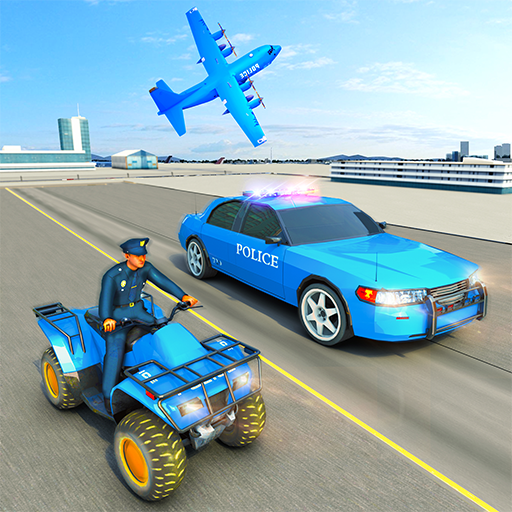 USA Police Car Transporter Games: Airplane Games 1.4 MOD APK Dwnload – free Modded (Unlimited Money) on Android