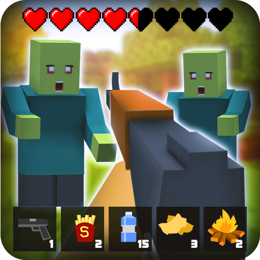 Zombie Craft Survival 3D: Free Shooting Game 40 MOD APK Dwnload – free Modded (Unlimited Money) on Android