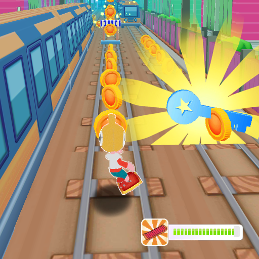 subway runner surf- Train Endless racing 1.1.1 MOD APK Dwnload – free Modded (Unlimited Money) on Android