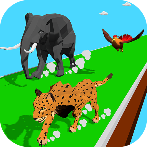 Animal Transform Race – Epic Race 3D 0.7.2 MOD APK Dwnload – free Modded (Unlimited Money) on Android