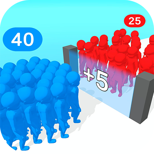 Crowd Multiplier 3D 0.9.1 MOD APK Dwnload – free Modded (Unlimited Money) on Android