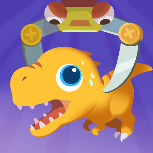 Dinosaur Claw Machine – Games for kids 1.0.6 MOD APK Dwnload – free Modded (Unlimited Money) on Android