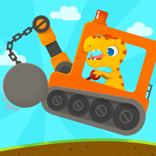 Dinosaur Digger 3 – Truck Simulator Games for kids 1.1.3 MOD APK Dwnload – free Modded (Unlimited Money) on Android